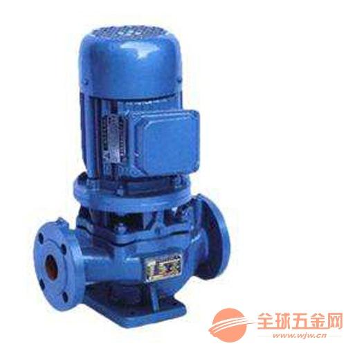 消防泵管道泵厂家供应ISG25-160A