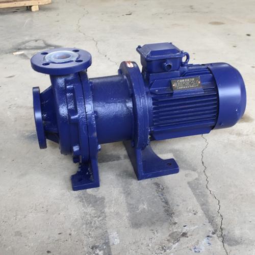 CQB100-80-160F磁力泵 磁力驅動泵尺寸圖