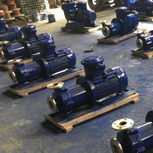 磁力泵厂家直销CQB80-65-125耐酸磁力泵