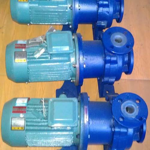 CQB80-50-200F高温磁力泵 磁力衬氟泵内磁成