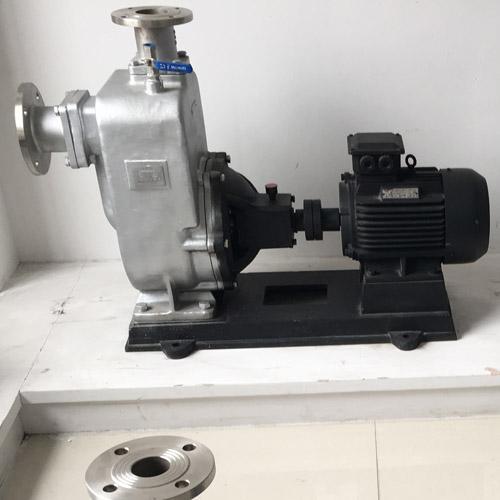 自吸无堵塞排污泵价格ZW150-200-20自吸污水泵