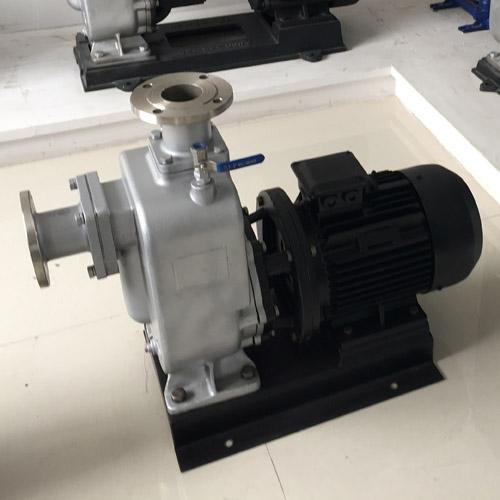 卧式自吸排污泵ZW80-50-20自吸泵