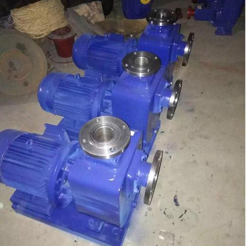 自吸式排污泵生产厂家ZW65-40-25排污自吸泵