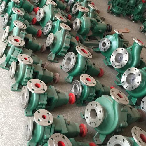 IH65-40-200化工泵联轴器,不锈钢防腐蚀泵