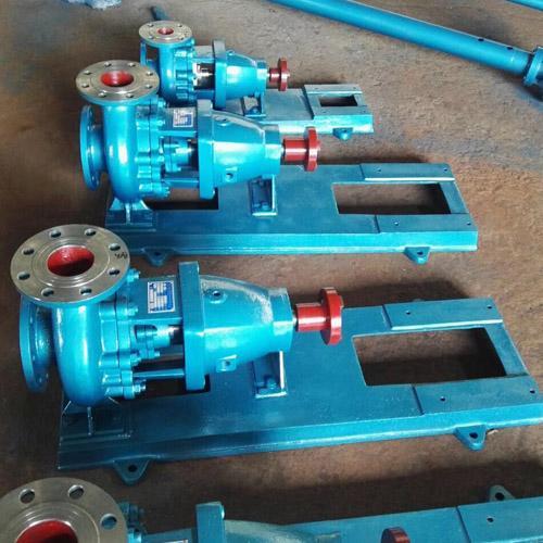 IH150-125-315化工泵,化工泵工作原理