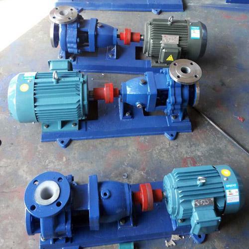 IHF100-65-315卧式化工泵,化工泵安装图