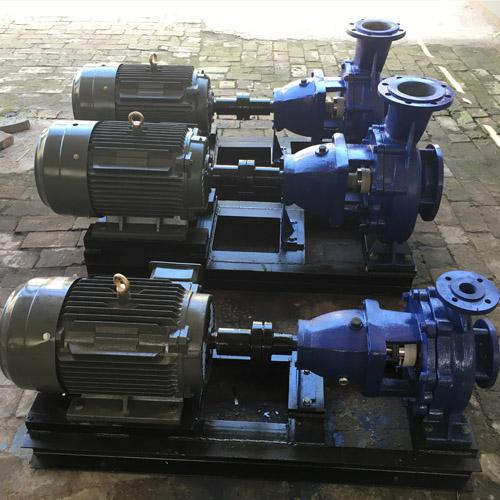 IHF80-50-200卧式化工泵,化工耐腐蚀泵