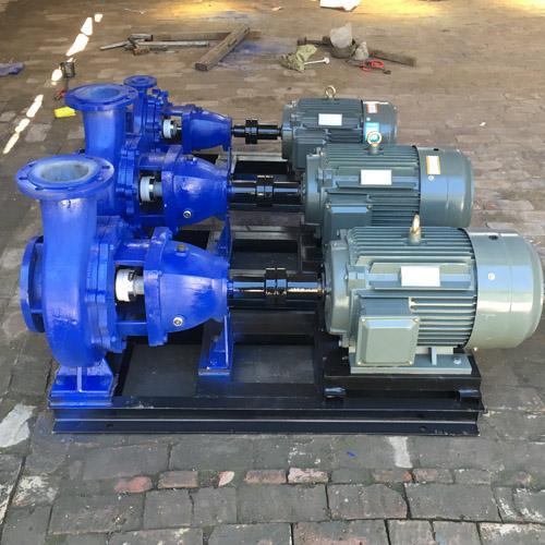 IHF100-65-250卧式化工泵,化工氟塑料泵