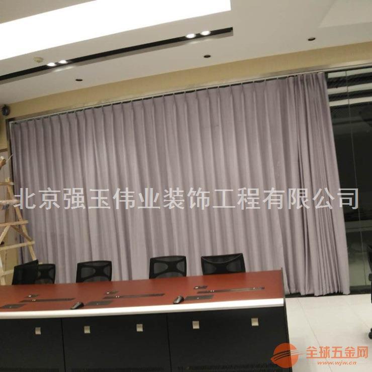 直销 升降幕布 大型电动幕 舞台幕布 升降幕北京舞台幕布