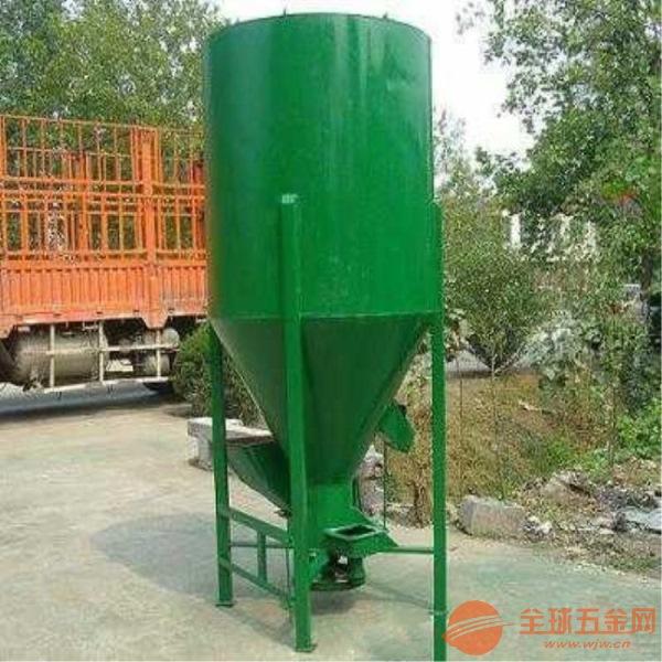 新款立式饲料搅拌机 鸡饲料搅拌机生产厂家