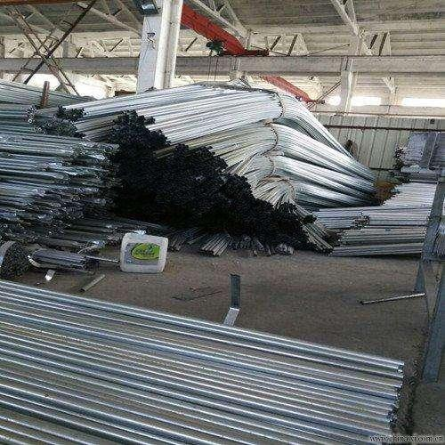 新聞:江西新余折彎大棚管加工專用大棚鍍鋅鋼管及配件