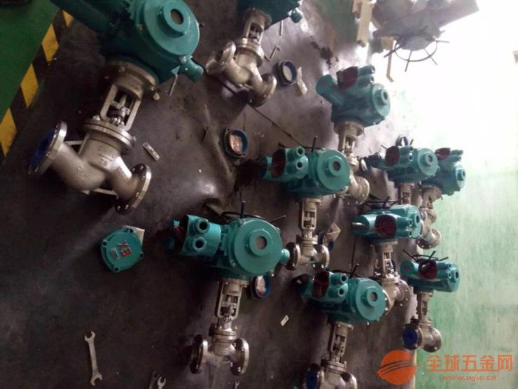 罗托克电动焊接截止阀