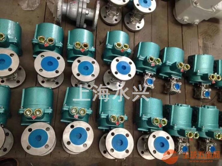智能调节型电动执行器 精小型电动执行器 带手轮式电动执行器