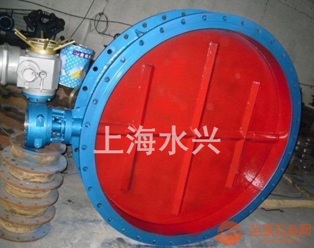 MTD941W大口径矿用通风电动蝶阀 矿用防爆通风电动蝶阀