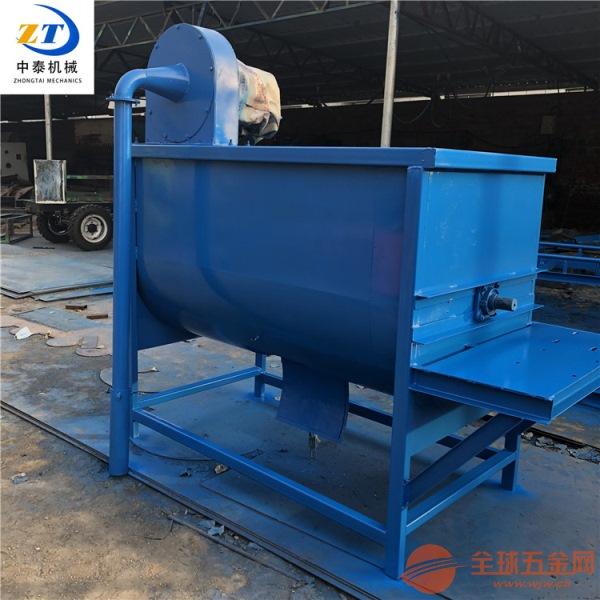 液压控制开仓搅拌机 中小型养殖场拌料机