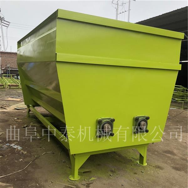 厂家供应全混合日粮tmr饲料搅拌机养殖场专用饲料混合机