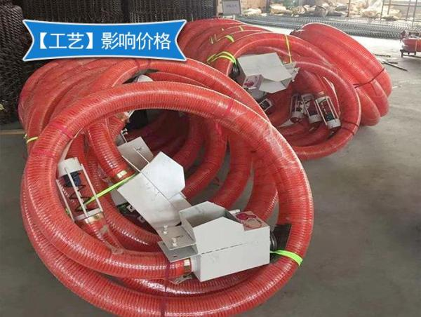 绝dui提升工作效率的吸粮机 吸粮机螺旋锰钢材质