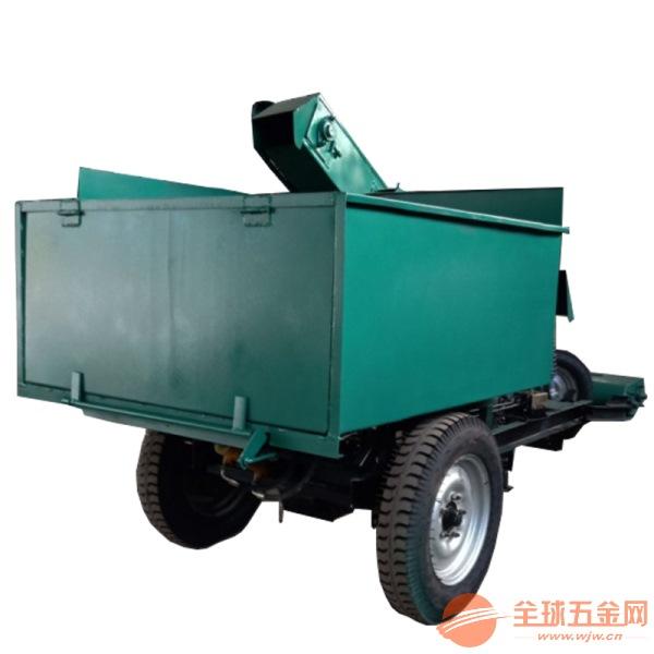 奉节县2立方料箱清粪车圈养大小可用清粪车