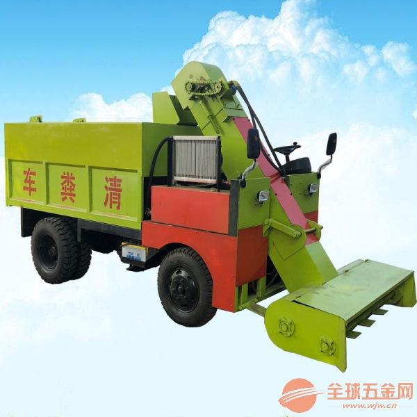 洞口县液压传动自卸刮粪车多功能装车装卸清粪车