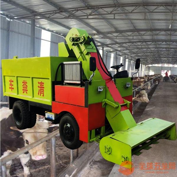金堂县液压传动自卸刮粪车多功能装车装卸清粪车
