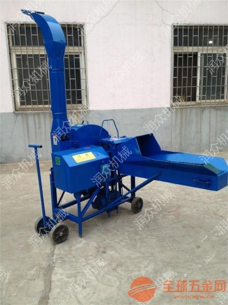 北京小型铡草揉搓机 北京低喷式铡草揉搓机