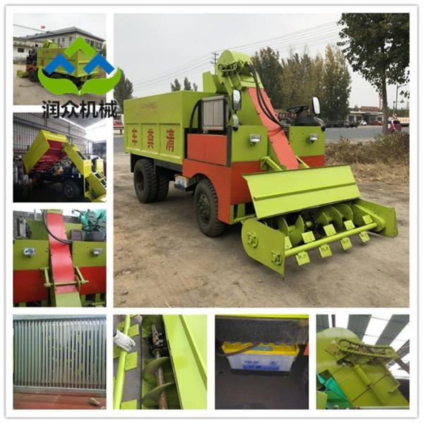 赤峰清粪车厂家 养猪场清粪车