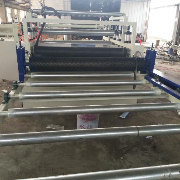 九江PVC板材贴面机防火板覆膜贴面机