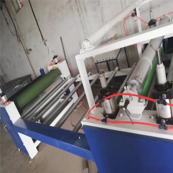 揭阳PVC热转印贴面机全自动板材贴面设备