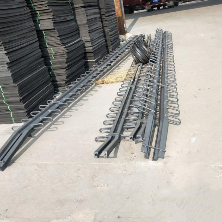 宁远县桥面异型钢单缝式伸缩缝四季