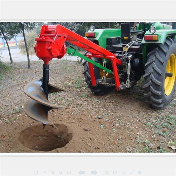 最新型挖坑機價格_山地挖坑機