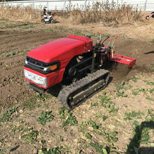 座驾小四轮果园管理机低矮型拖拉机