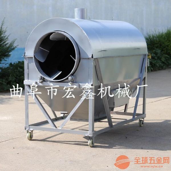 花生炒货机 定陶多功能炒炉生产厂家定做