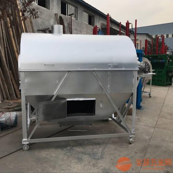 小型炒货机 成武高效率瓜子炒炉生产厂家定做