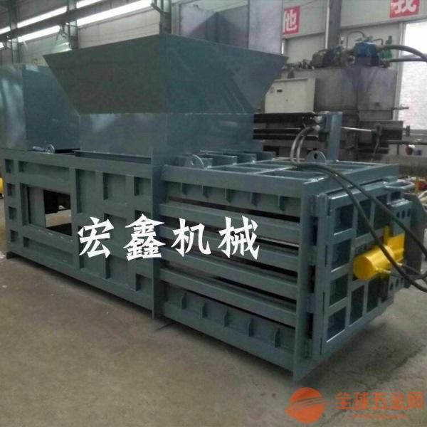 中药材艾草打捆机 兰山10吨液压废纸打包机生产厂家批发