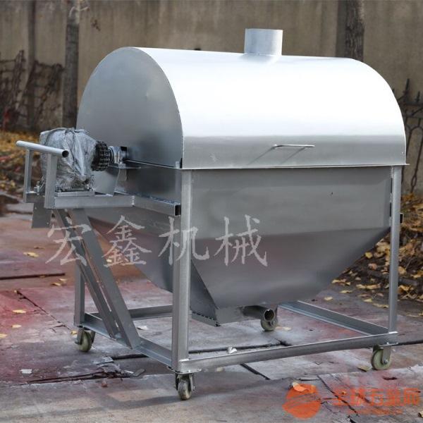 炒板栗机 200公斤电加热炒货机 衡阳