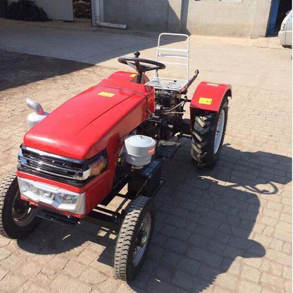 多缸四驱拖拉机图片 阳江