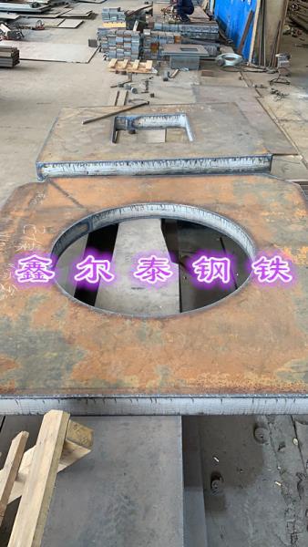 晋城特厚钢板切割