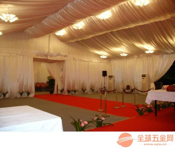 篷房厂家直展览会棚房销钢铝结构篷房
