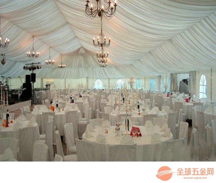 上海篷房供应厂家出售特大棚房喜庆篷房