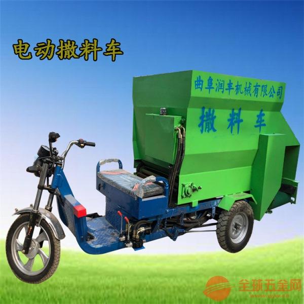 黎城县省时省力撒料车操作简单的撒料车