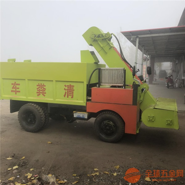 灵丘县8轮刮粪板铲粪车月牙滑块铲粪车