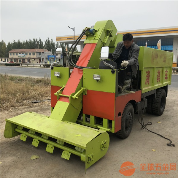 天镇县输送不卡机清粪车清粪车容量大小可定制