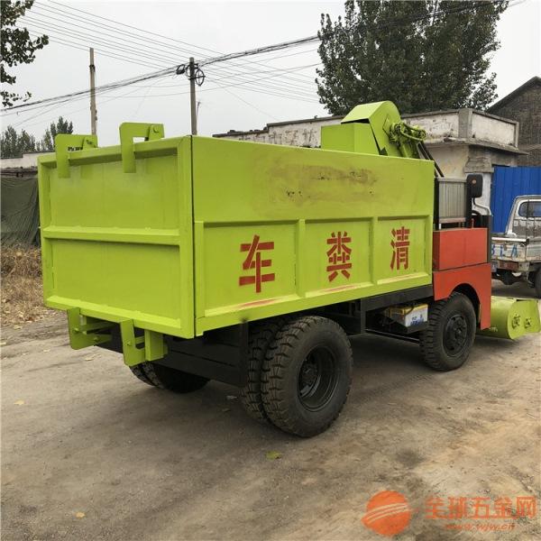 城区刮板自动收放清粪车输送粪便顺畅的清粪车