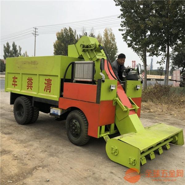 凤台县三轮25马力清粪车养殖场粪便运输车