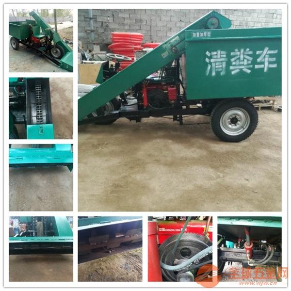 沧州大面积粪便清理车清理粪便专用铲粪车