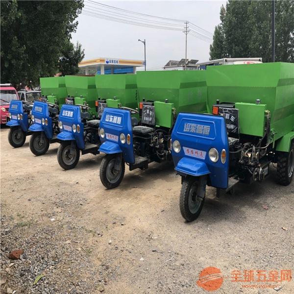 长治县受养殖户称赞撒料车多种容积定制抛料车