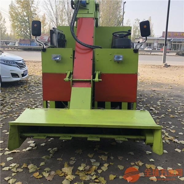 广灵县牛羊养殖场专用铲粪车螺旋绞龙输送清粪车
