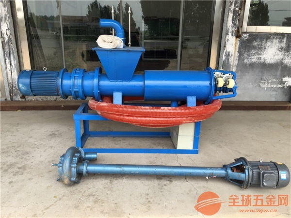 灵丘县分离效果理想的挤压机节能环保脱水机
