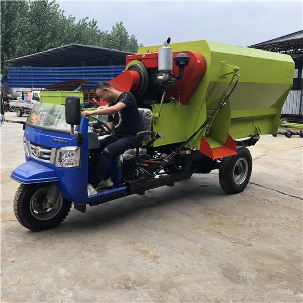 龙游县喂料车厂家直销圈养牛羊喂料车
