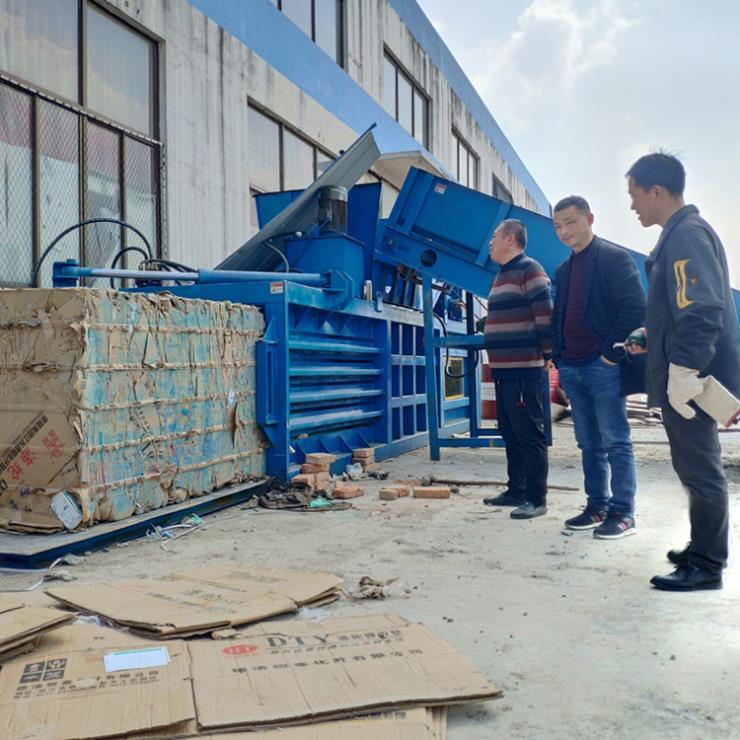 辽宁120吨可乐瓶打包机
